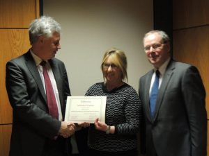 recently graduated with a Certificate in Corporate Governance from UL - at University of Limerick.
